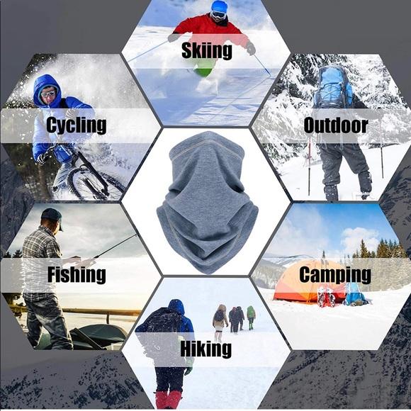 Neck Warmer Gaiter Ski Mask